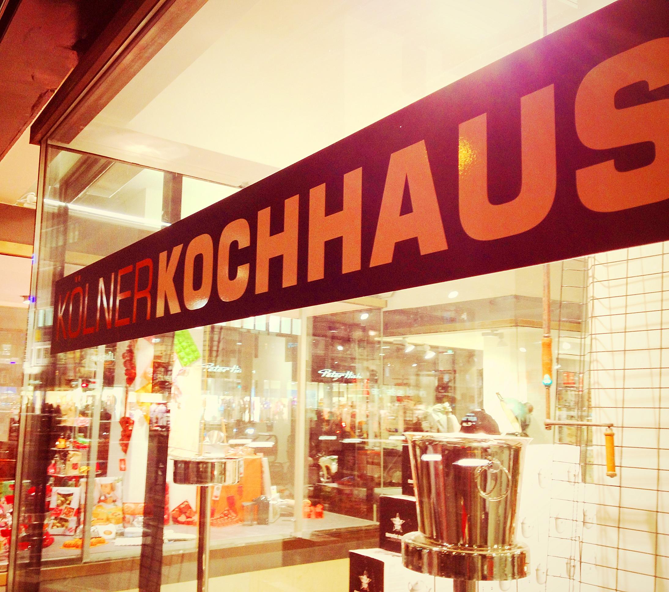 Kolner Kochhaus Hat Eroffnet Feinkostpunks De