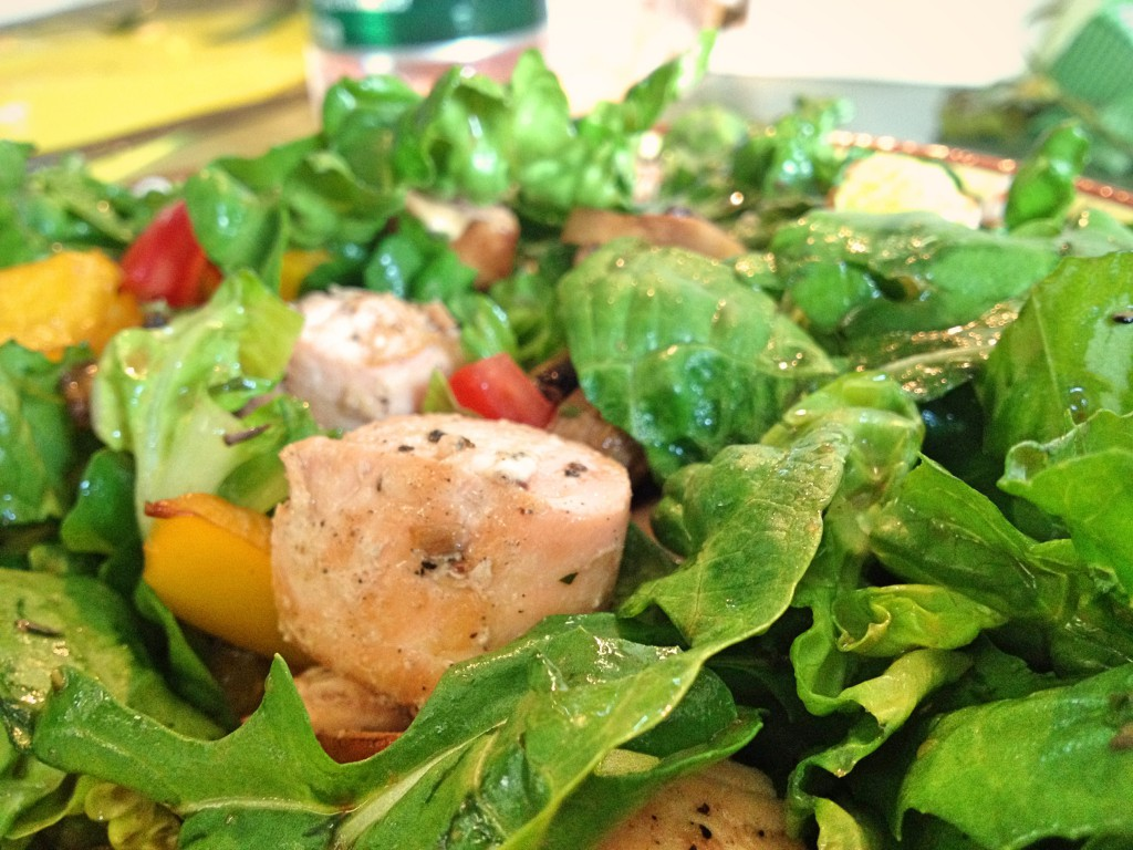 Yumyum Salat à La Feinkostpunks Feinkostpunksde