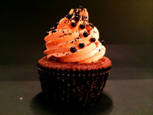 Hallo Halloween Decoraties : Last minute halloween cupcakes feinkostpunks