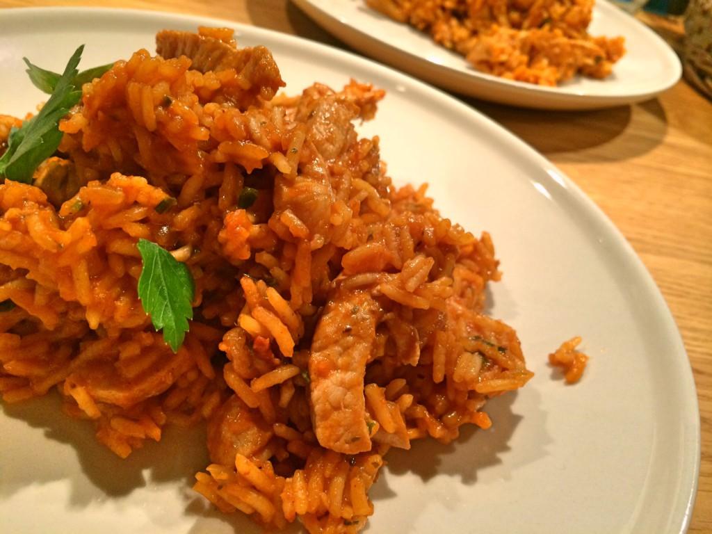 serbisches reisfleisch chefkoch