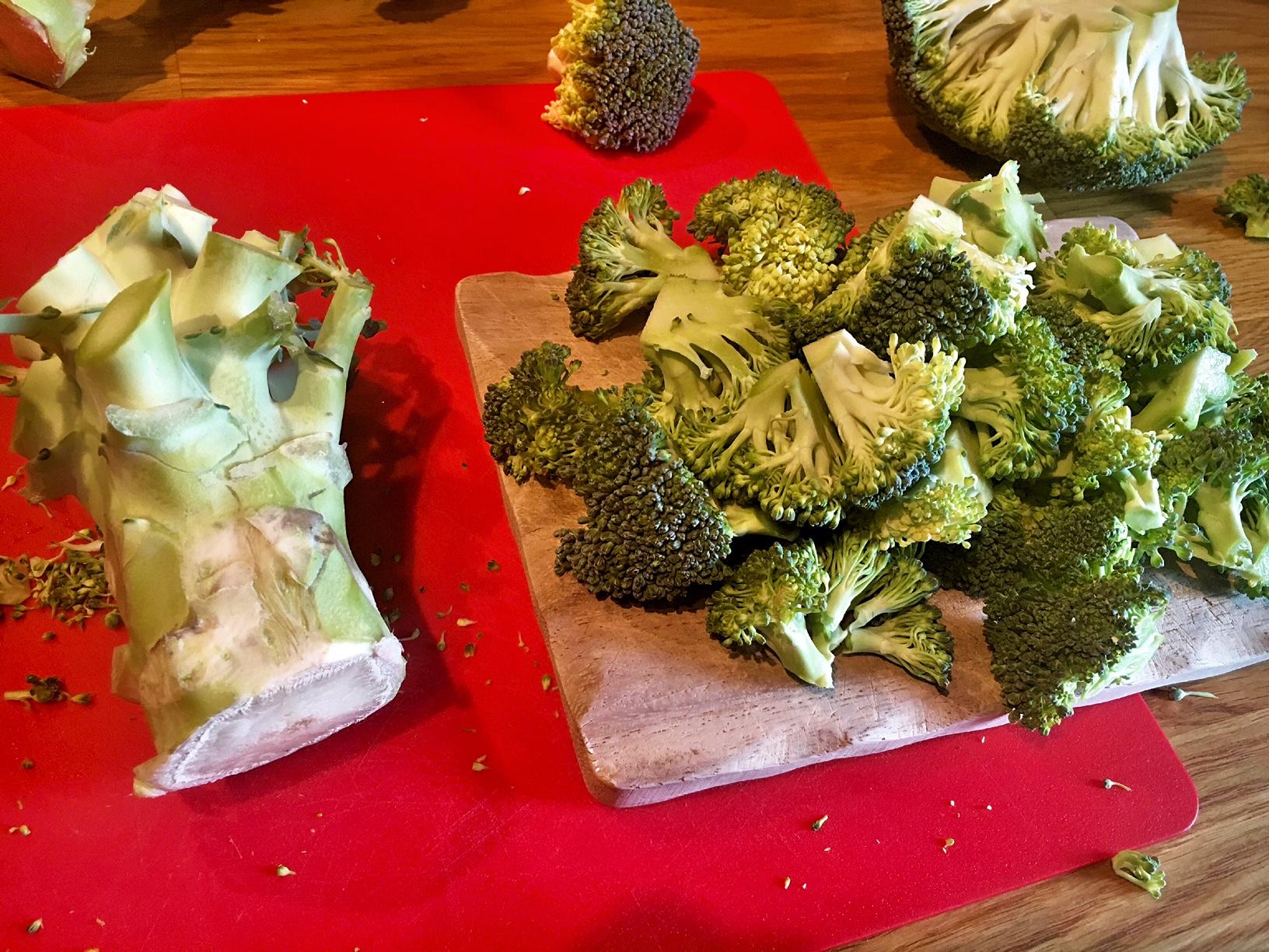 brokkoli zitronen pasta aus dem spiralschneider kochbuchempfehlung. Black Bedroom Furniture Sets. Home Design Ideas